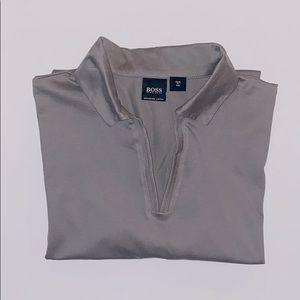 Hugo Boss- Men's short sleeve collar